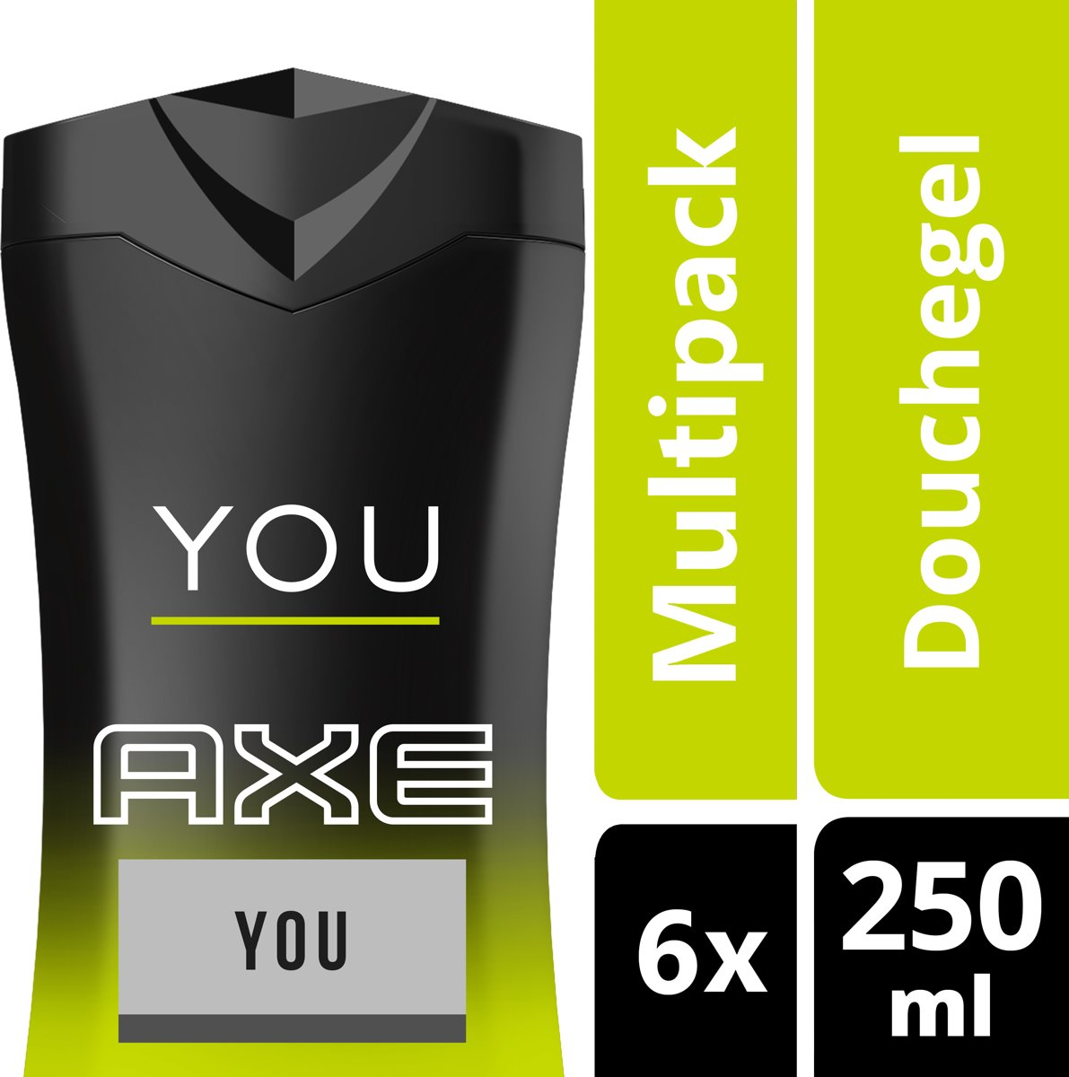 Axe Bad en douche parfums