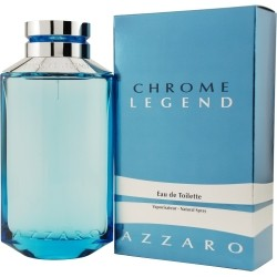 Azzaro Chrome Legend eau de toilette 125ML