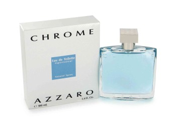 Azzaro Chrome eau de toilette for Men 50 ml