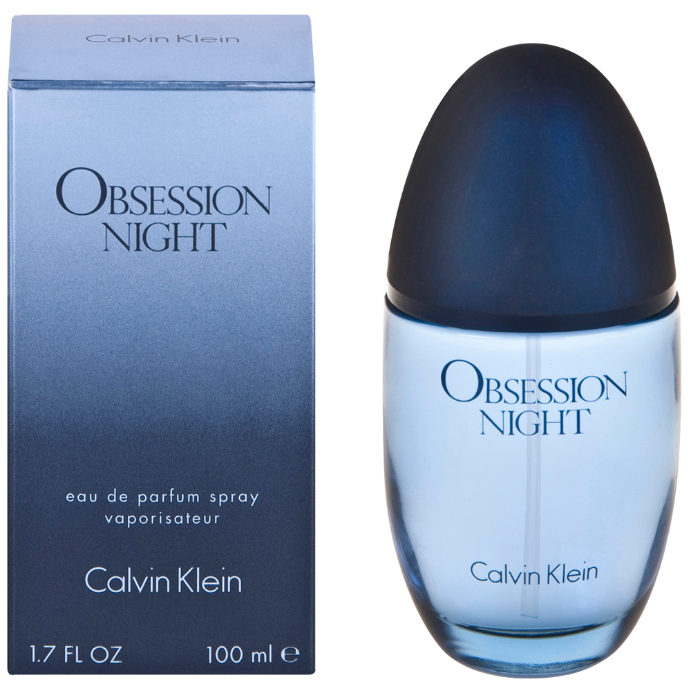 Calvin Klein Obsession Night eau de parfum for Woman 100 ml