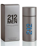 Carolina Herrera 212 Men Eau de Toilette spray 100ML