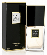 Chanel Coco Eau De Toilette Spray Vrouw 50ml