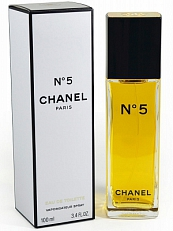 Chanel No 5 Eau De Toilette Vapo 100ml