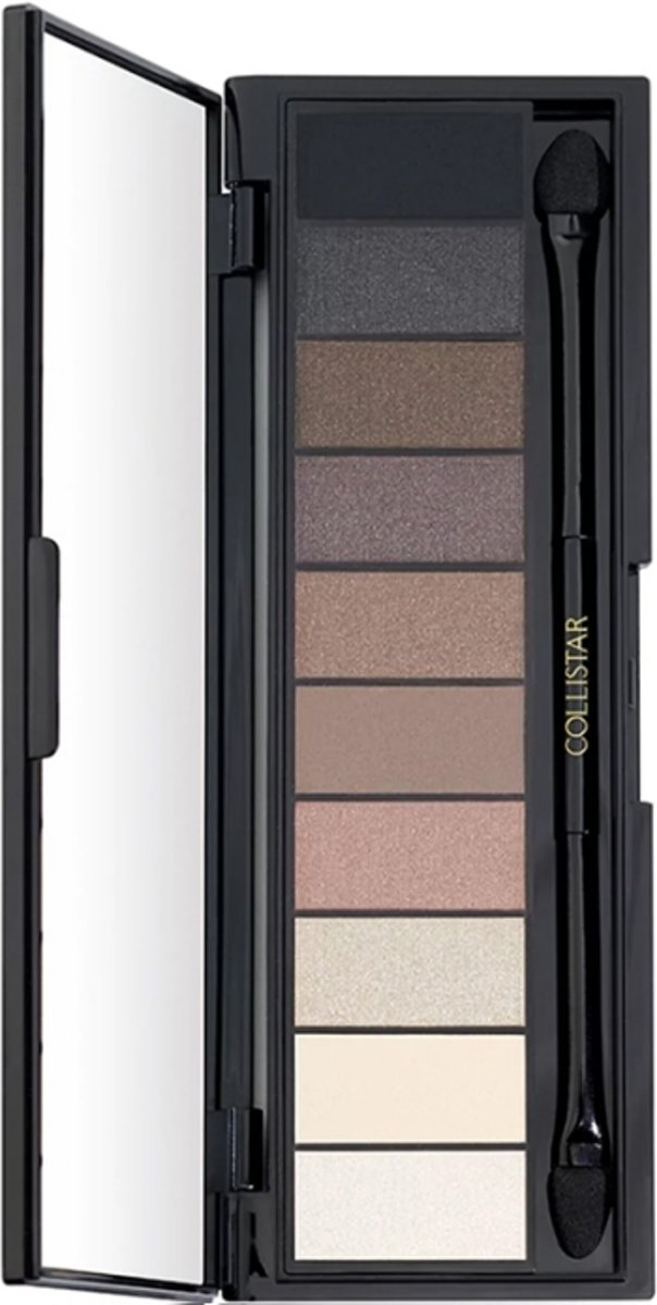 Collistar Libera 10 Eye Shadow Palette Oogschaduwpalette 1 st. - 4 - Fashion