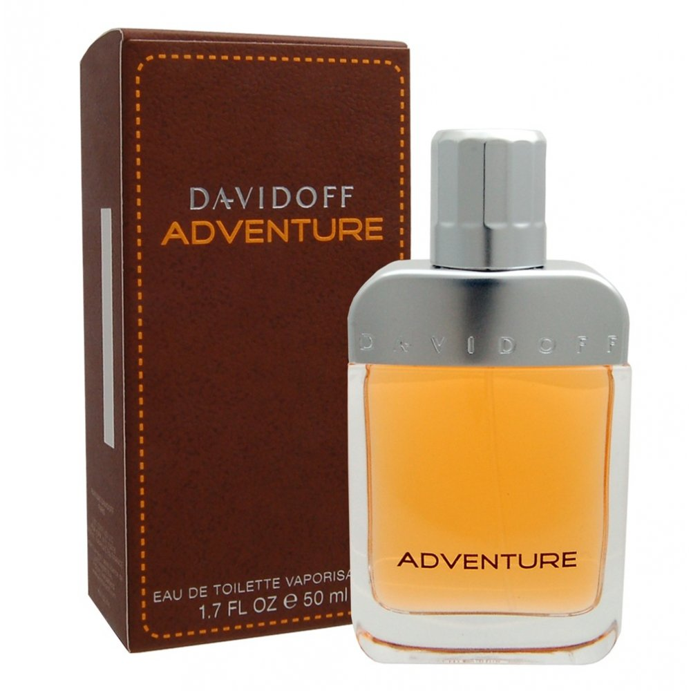Davidoff Adventure eau de toilette for Men 50 ml