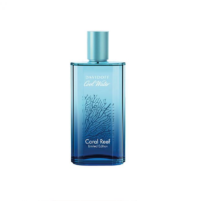 Davidoff Cool Water Man Coral Reef Summer 2014 Eau De Toilette Spray 125 ml