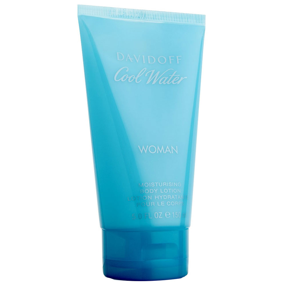 Davidoff Cool Water Woman 150 ml bodylotion