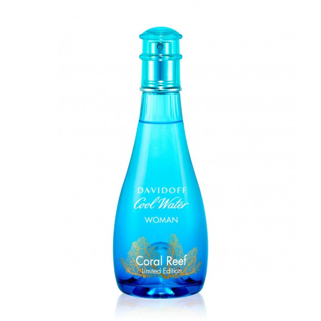 Davidoff Cool Water Woman Coral Reef Summer 2014 Eau de Parfum Spray 100 ml