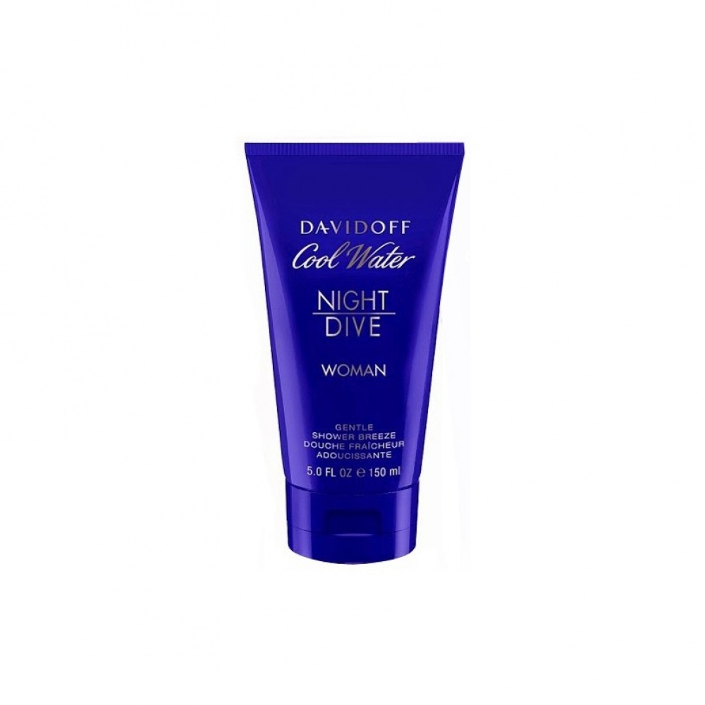 Davidoff Cool Water Woman Night Dive Douchegel 150 ml
