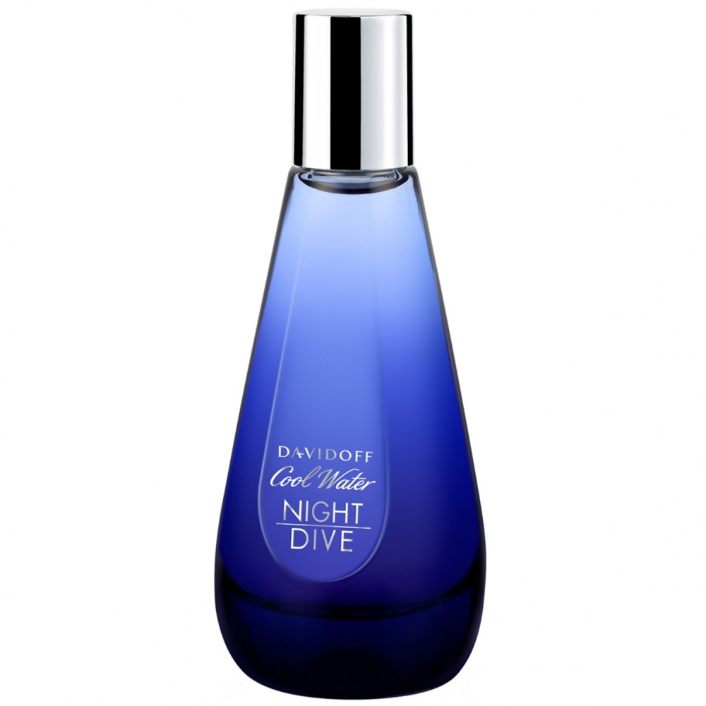 Davidoff Cool Water Woman Night Dive Eau de Toilette Spray 30 ml