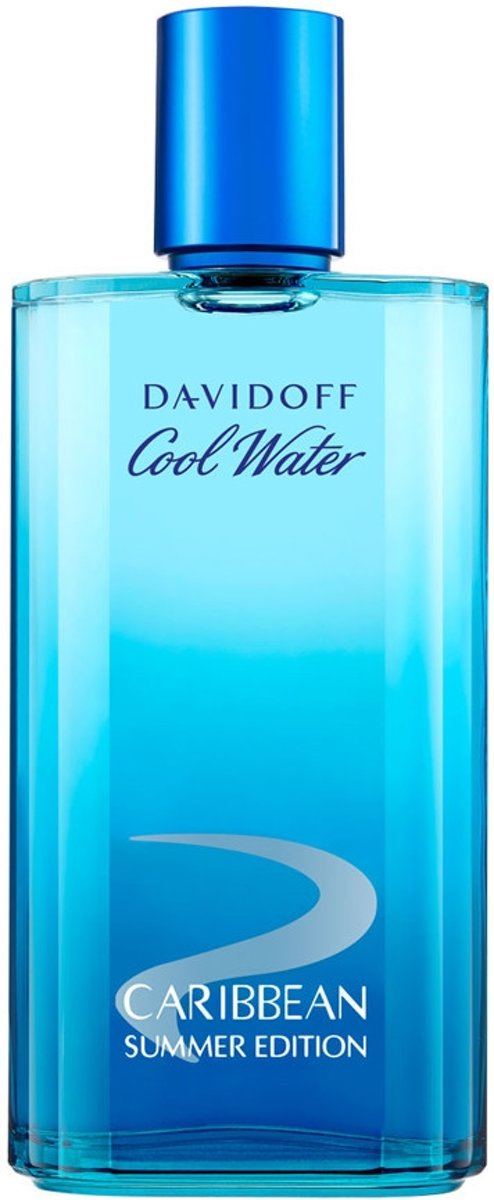 Davidoff coolwater men carribean summer 2018 edt 125 ml spray