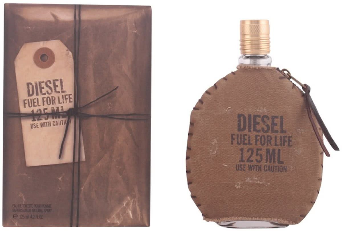 Diesel FUEL FOR LIFE HOMME eau de toilette spray limited edition 125 ml