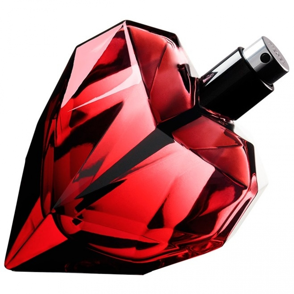 Diesel Loverdose Red Kiss Eau de Parfum Spray 75 ml
