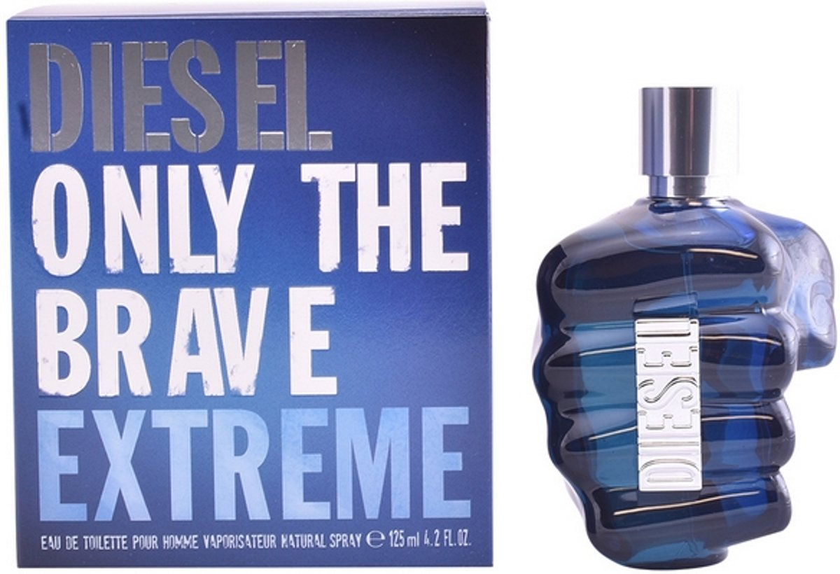 Diesel Only The Brave Extreme 75 ml - Eau De Toilette Spray Men