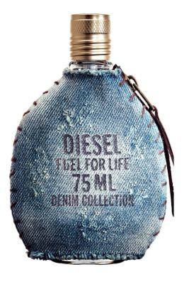 Diesel Fuel For Life Denim Collection Men Eau De Toilette 75ml