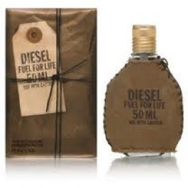 Diesel Fuel For Life men Eau de toilette 75ML