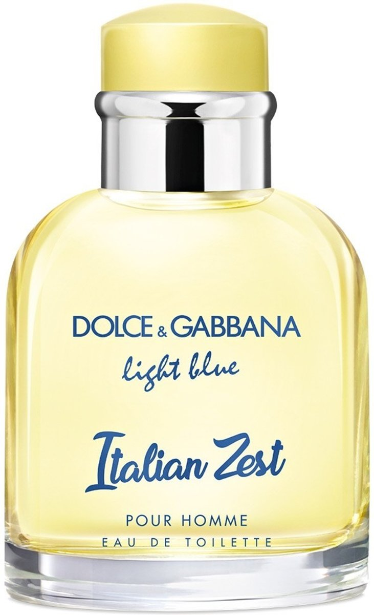 Dolce & Gabbana - Light Blue Italian Zest Man - Eau de Toilette 75 ml