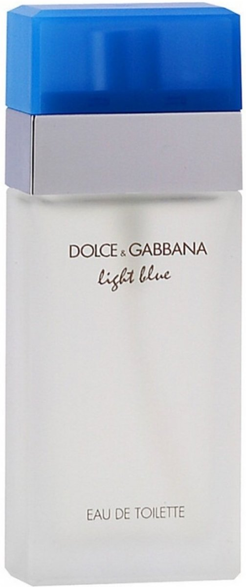 Dolce & Gabbana Light Blue 50 ml - Eau de toilette - Damesparfum