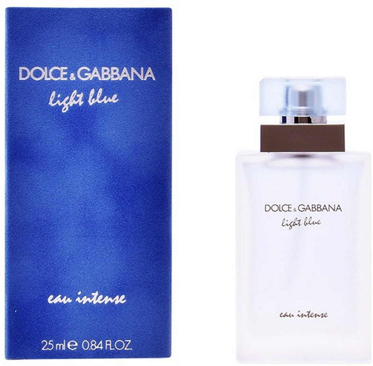 Dolce & Gabbana Light Blue Eau Intense - 25 ml - Eau de Parfum