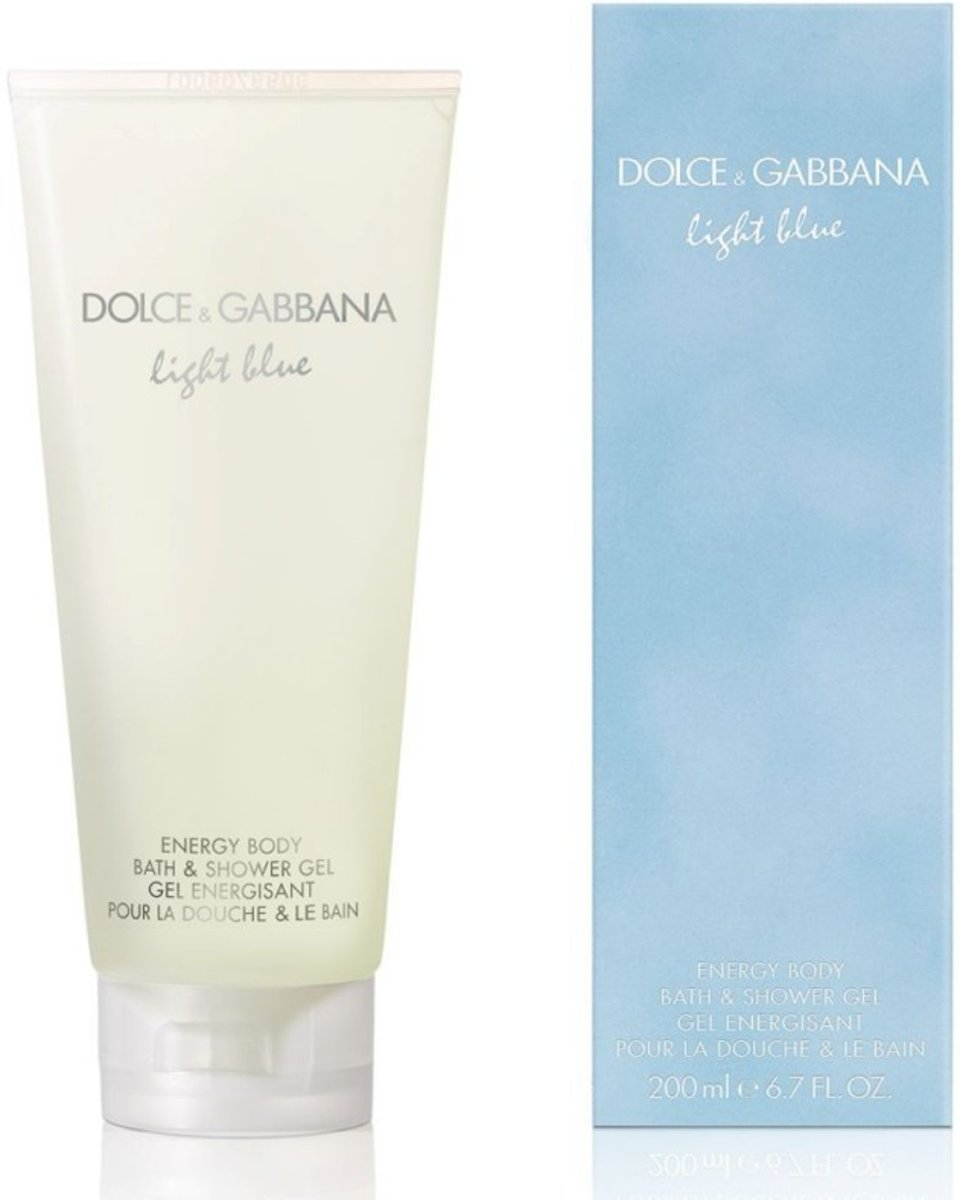 Dolce & Gabbana Light Blue Showergel - 200 ml - Douchegel