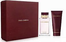 Dolce And Gabbana Pour Femme Edp 100ml + Bodylotion 100ml Set