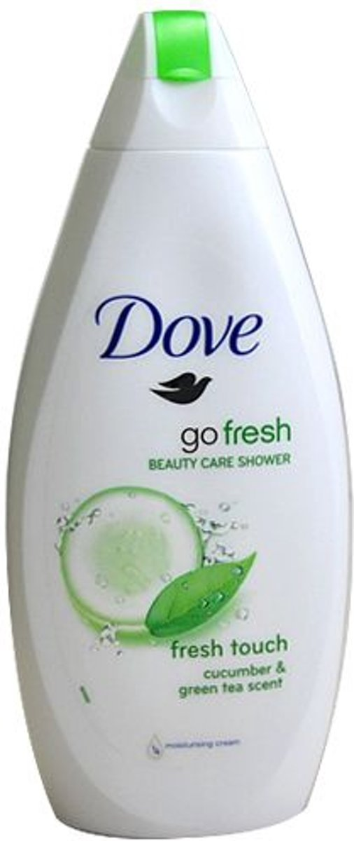 DOVE GO FRESH FRESH TOUCH BODY WASH DOUCHEGEL FLACON 500 ML