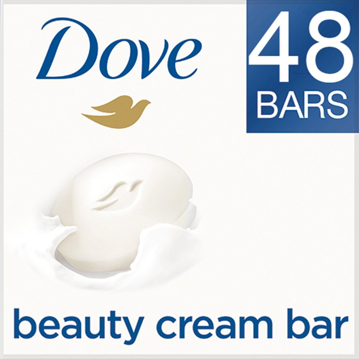 Dove Beauty Cream Original - 48 stuks - Zeep