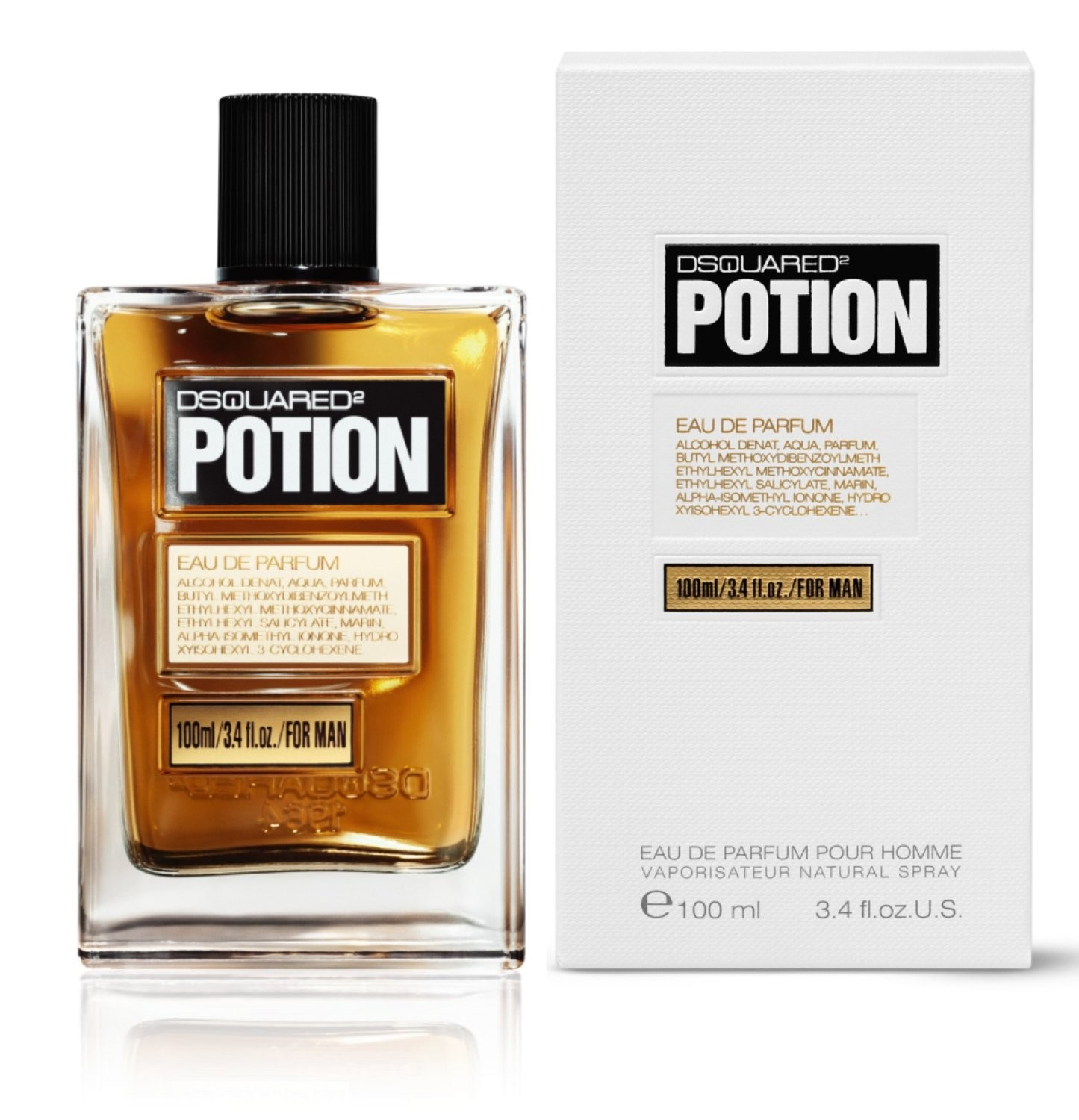 Dsquared2 Potion For Man eau de parfum 30ml