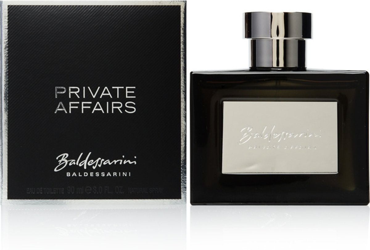 Hugo Boss - Eau de toilette - Baldessarini Private Affairs - 50 ml