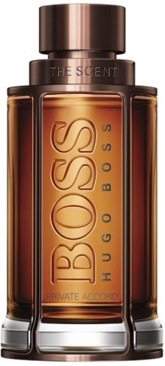 Hugo Boss - The Scent Private Accord - 50 ml - Eau de Toilette