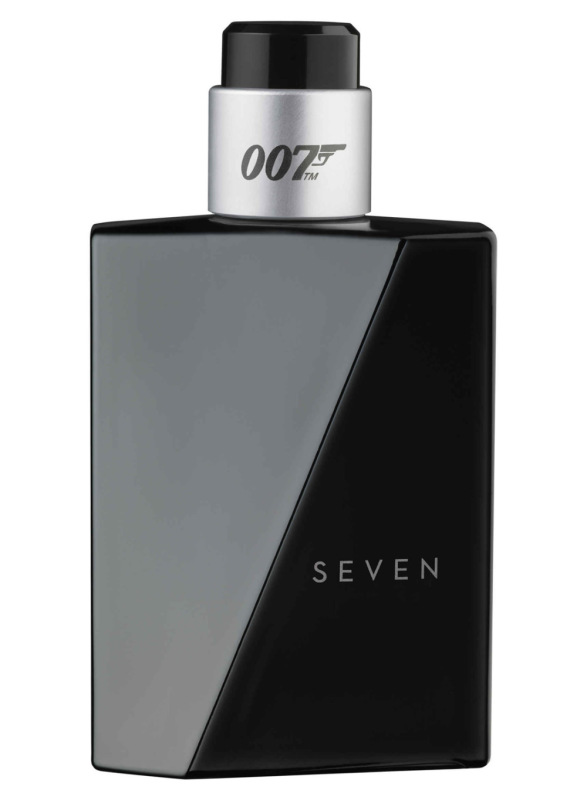 James Bond Seven Eau de Toilette 50ml