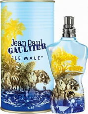 Jean Paul Gaultier Le Male Stimulating Summer Fragrance 125ml