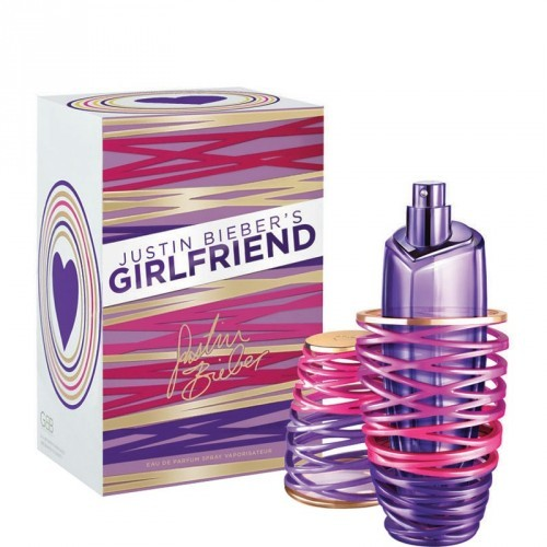 Justin Bieber Girlfriend eau de parfum for Woman 100ML