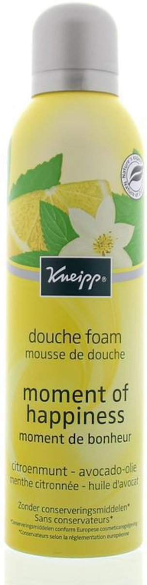 Kneipp Moment of happiness Douchefoam - 200 ml