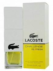 Lacoste Challenge Refresh Men Eau De Toilette 75ml