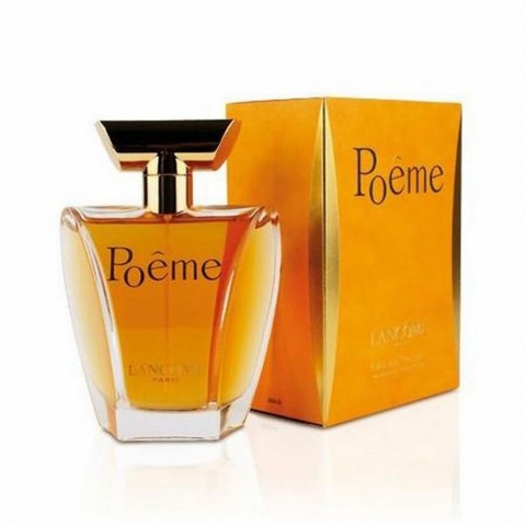 Lancome Poeme eau de parfum for Woman 100ml