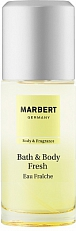 Marbert Bath & Body Fresh Eau De Toilette 50ml