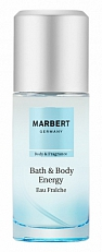 Marbert Bath and Body Energy Eau De Toilette  Vrouw 50ml