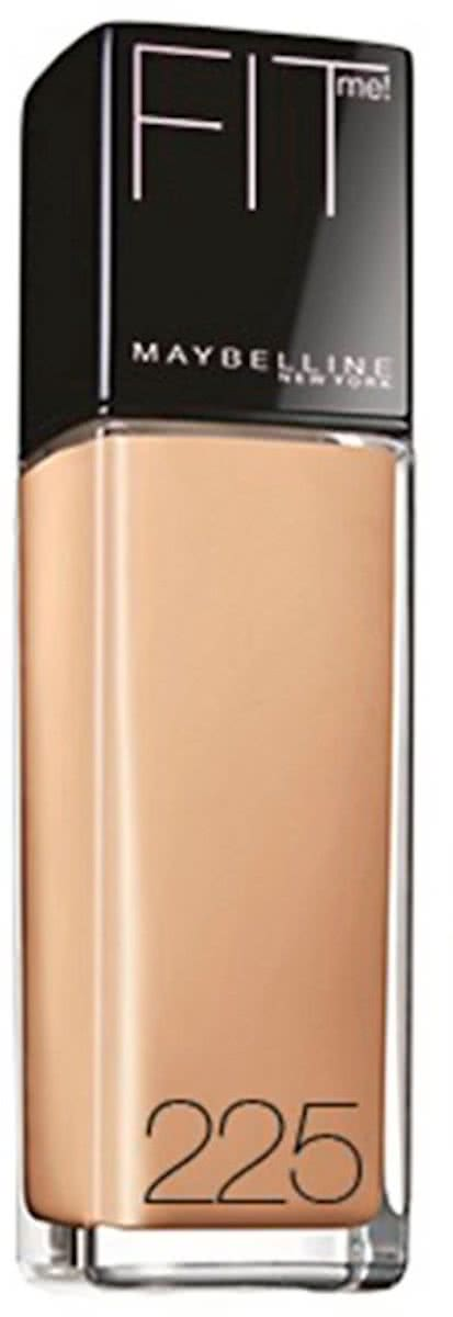 Maybelline Fit Me Liquid - 225 Medium Buff - Foundation