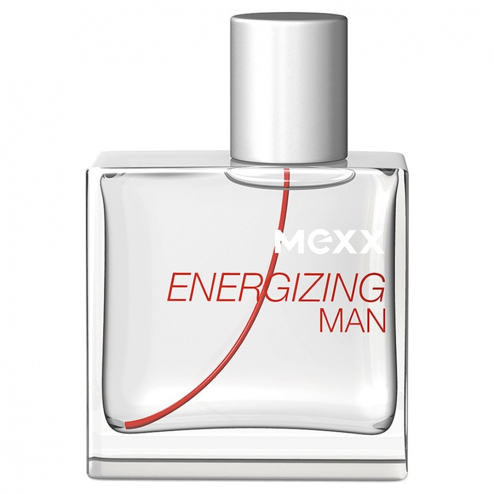 Mexx Energizing Man Eau de Toilette Spray 30 ml