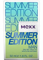 Mexx Summer Edition Man Eau De Toilette 50ml