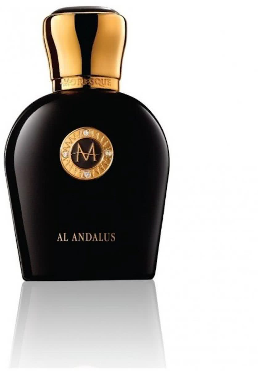 moresque al andalus eau de parfum spray 50 ml 8051277311438 prijs. Black Bedroom Furniture Sets. Home Design Ideas
