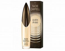 Naomi Campbell Queen Of Gold Eau De Parfum 30ml