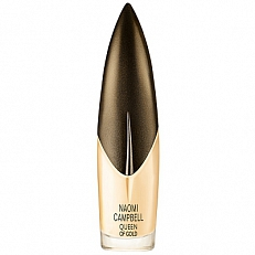 Naomi Campbell Queen Of Gold Eau De Toilette 15ml