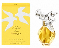 Nina Ricci L Air Du Temps Eau De Toilette Spray Vrouw 30ml