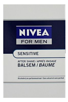 Nivea Sensitive aftershave 100ML