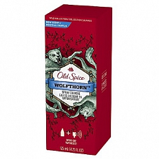 Old Spice Eau De Cologne Spray Wolfthorn Man 125ml