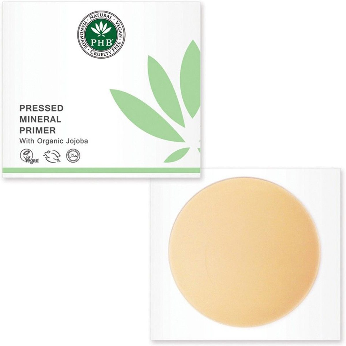 PHB Pressed Face Powder Priming Powder