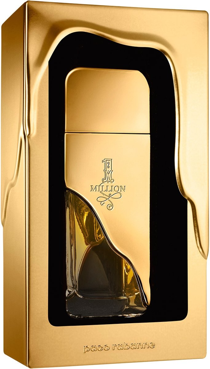 Paco Rabanne Eau De Toilette 1 Million Collector´s Edition 100 ml - Voor Mannen