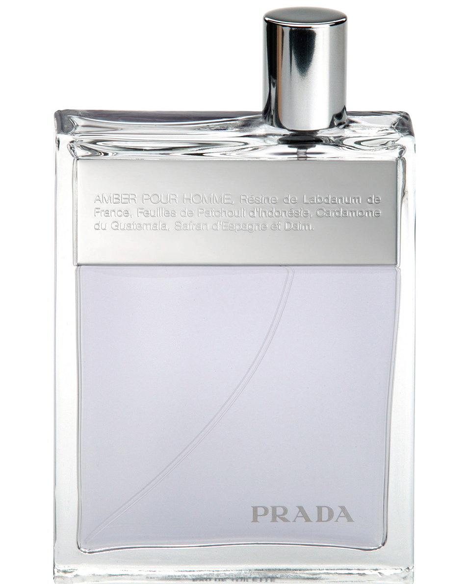 Prada Men Eau De Toilette Natural Spray 50ml